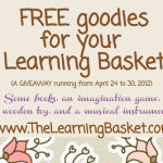 Free Goodies for Your Learning Basket: A Giveaway