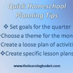 Homeschool Planning For My Almost-Kindergartner