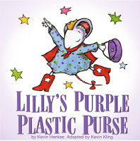 Lilly's Purple Plastic Purse Kevin Henkes