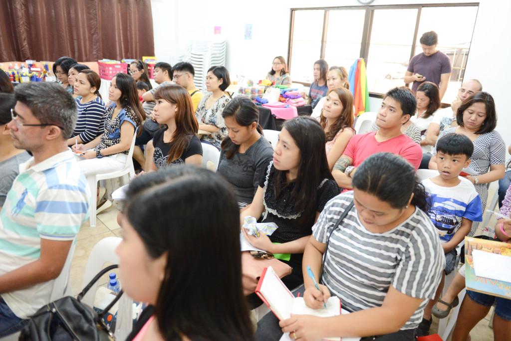 TLB Parent Education Workshops