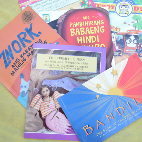 philippine children's books