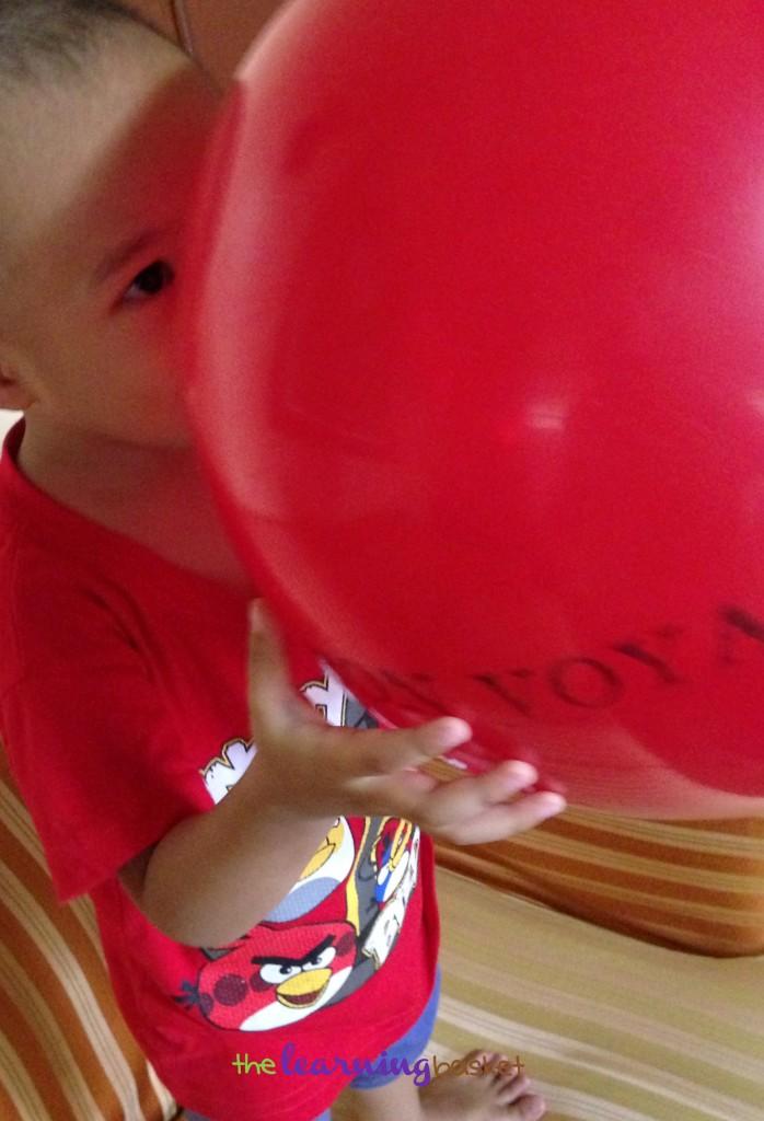 Balloon Sound Experiment
