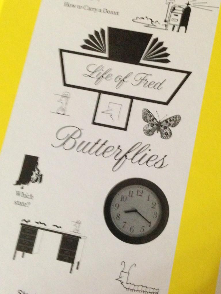 LOF Butterflies