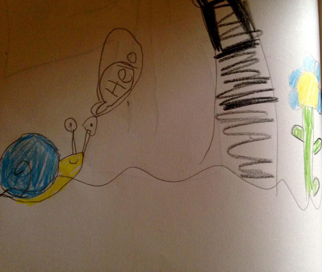 DaVinci-Snail
