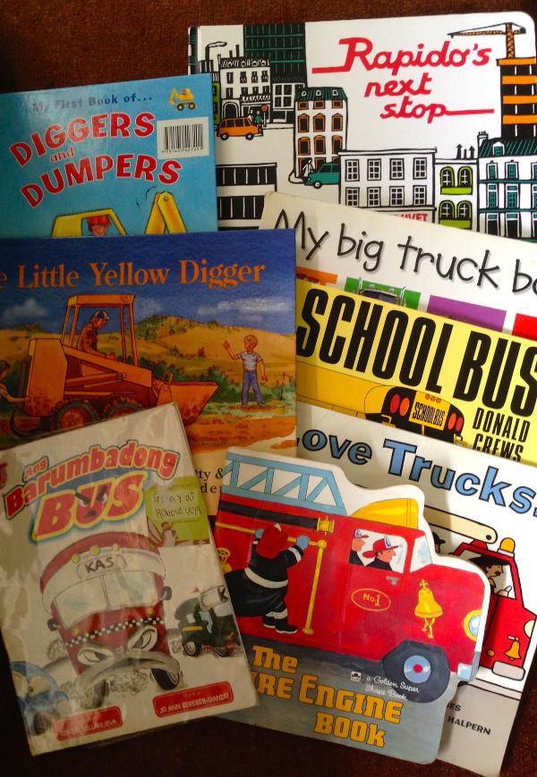 Vehicle-Books