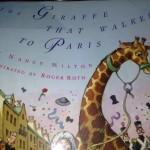"Exploring Egypt With ""The Giraffe That Walked To Paris"""