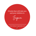 8 Books That Will Take You and Your Children To Japan