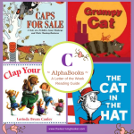 """C"" is for Cats, Caps, and Clapping"