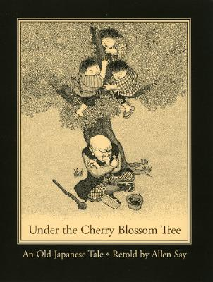 Under-the-Cherry-Blossom-Tree-Say-Allen-9780618556151