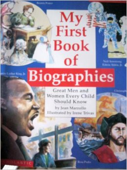 myfirstbookofbiographies