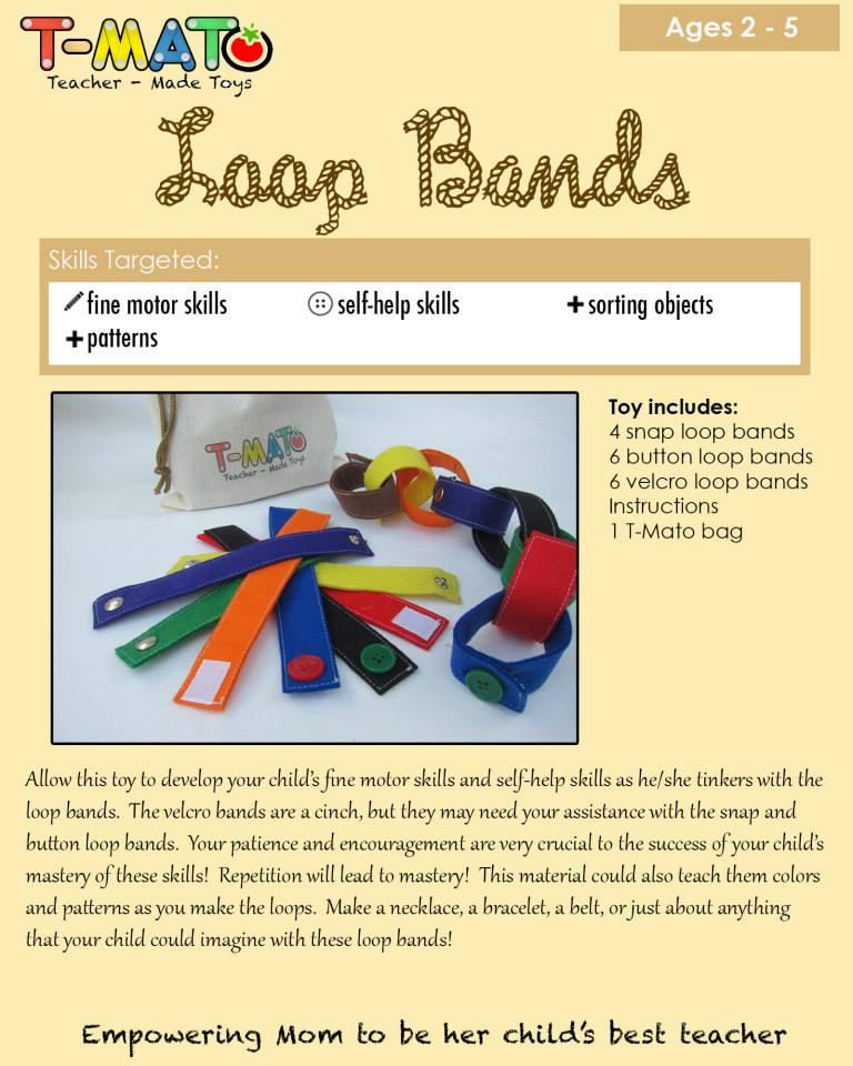 T-Mato Loop Bands