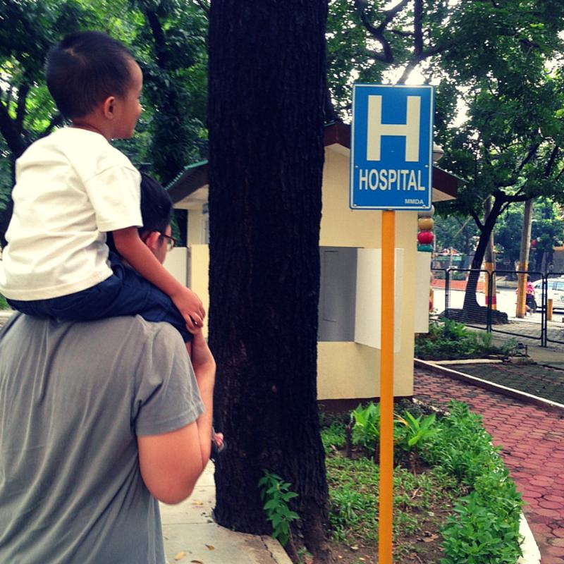 MMDA Children's Road Safety Park hospital