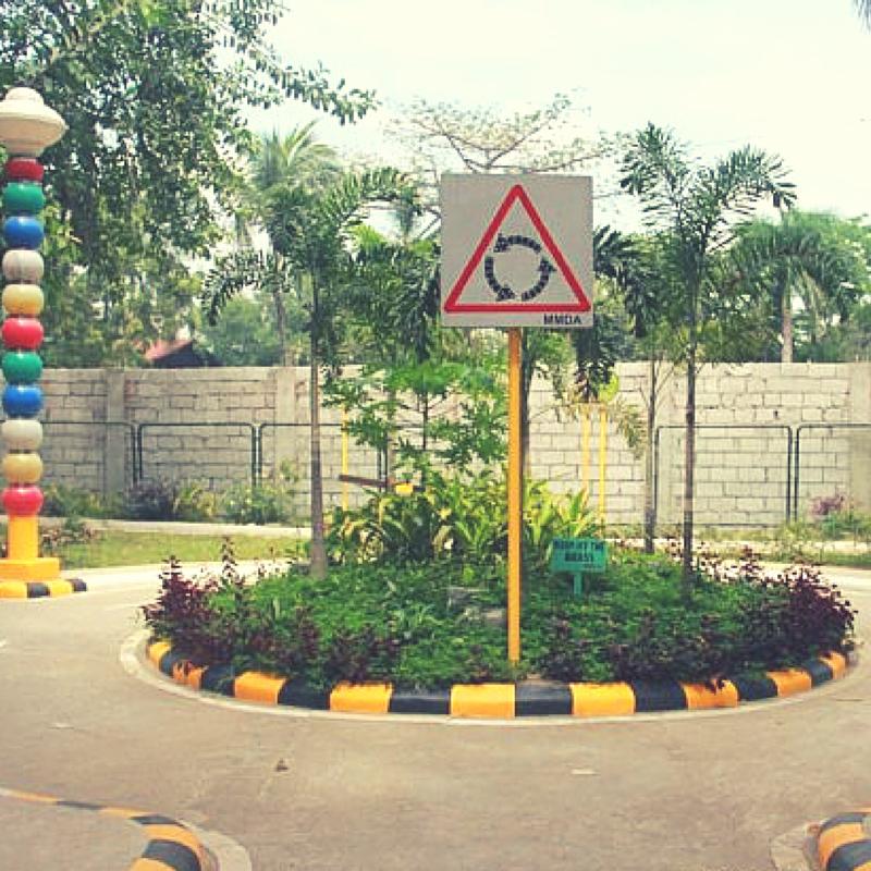 MMDA Children's Road Safety Park