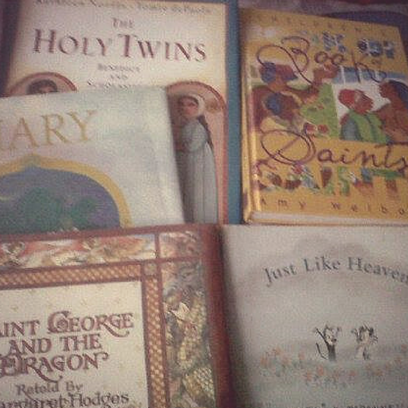 all saints books