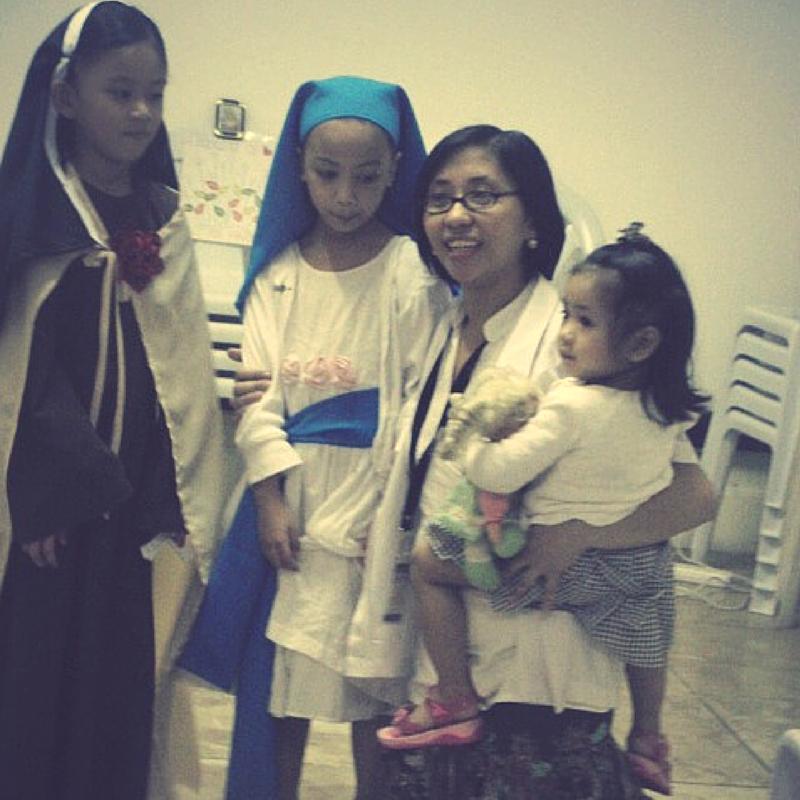 all saints party