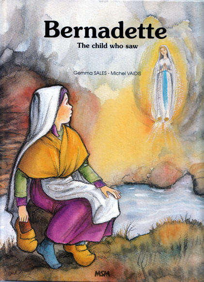 bernadette the child who saw