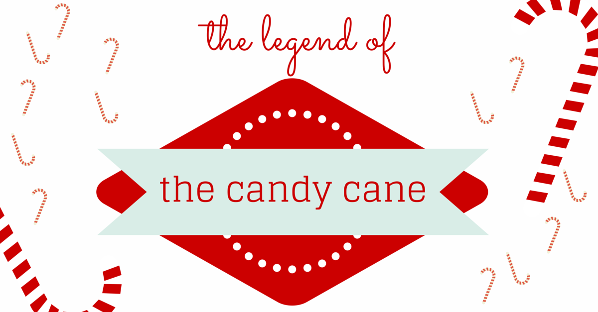 picture regarding Legend of the Candy Cane Printable titled The Legend of the Sweet Cane - The Understanding Basket