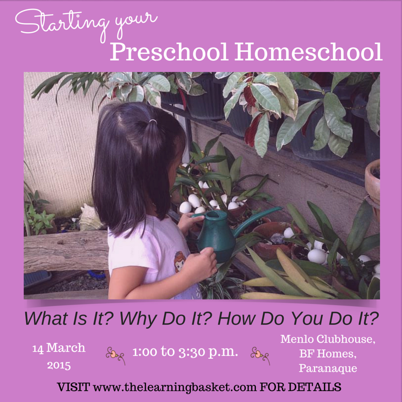 Starting your preschool homeschool paranaque march 14 2015 homeschool stopboris Choice Image