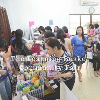 The Learning Basket x The Parenting Emporium Joint Community Fair (Dec 3, 2016)