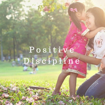 Positive Discipline for Toddlers and Preschoolers (November 19, 2016)