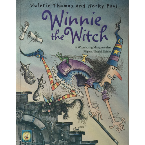 Winnie The Witch Filipino English Edition The Learning