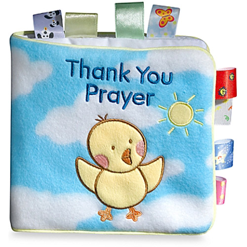 Thank You Prayer (My First Taggies Book) - The Learning Basket