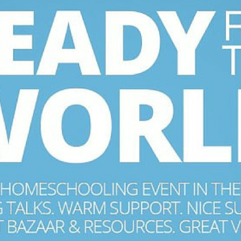 Ready for the World: Philippine Homeschool Conference 2015
