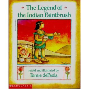 the-legend-of-the-indian-paintbrush