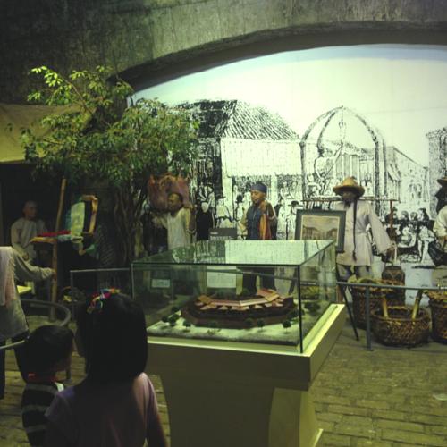 Bahay Tsinoy - street scene
