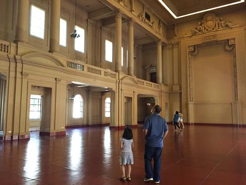 The Old Senate Hall