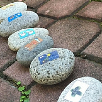 Easter Story Stones: A Gift For Your Family