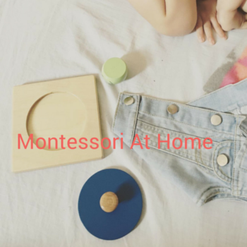 Montessori At Home: Empowering Your Child To Be Independent (May 7, 2016)