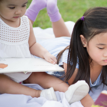 Literature-Based Preschool Homeschool: Using Picture Books As Stepping Stones To Gentle Learning (September 16)