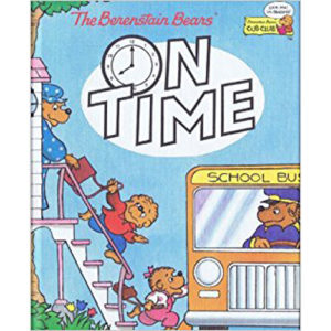 berenstain-bears-on-time