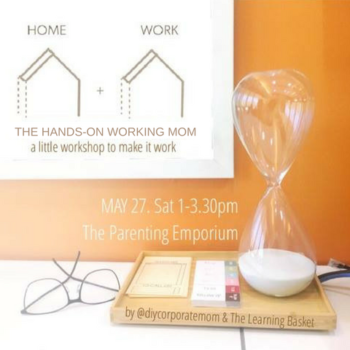 The Hands On Working Mom