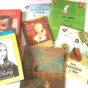 Making Philippine History More Interesting: Spanish Era Until The Revolution (A Booklist)