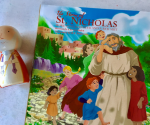 Santa Who? Introduce Kids to Saint Nicholas Instead!